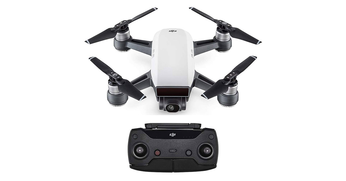 DJI SPARKRC with Remote Control Combo image