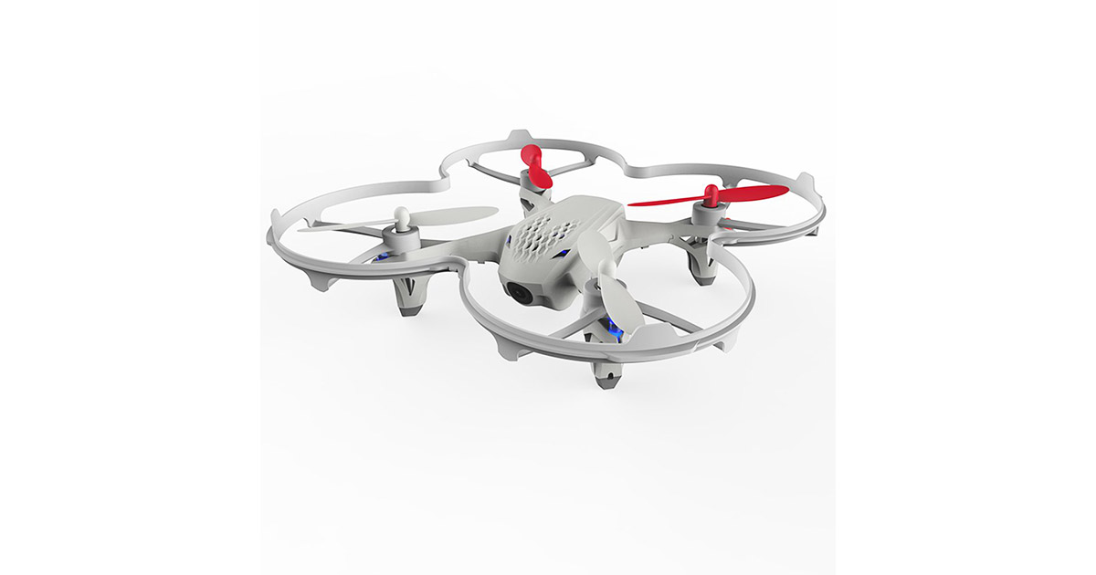 HUBSAN H107D X4 Drone FPV 480P Camera Live Video 5.8GHz Quadcopter image