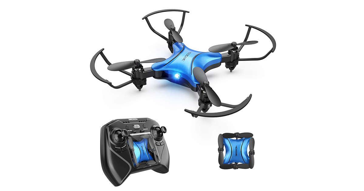 DROCON DC65 Foldable Mini Drone for Kids image