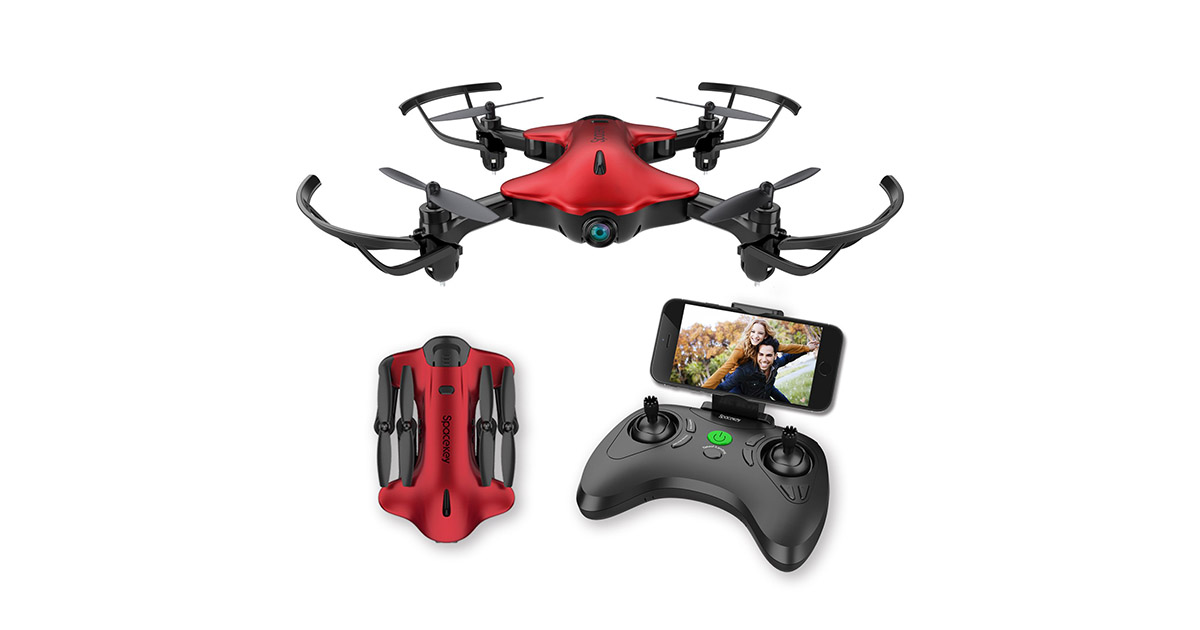 Drone for Kids Spacekey FPV Wi-Fi Drone image
