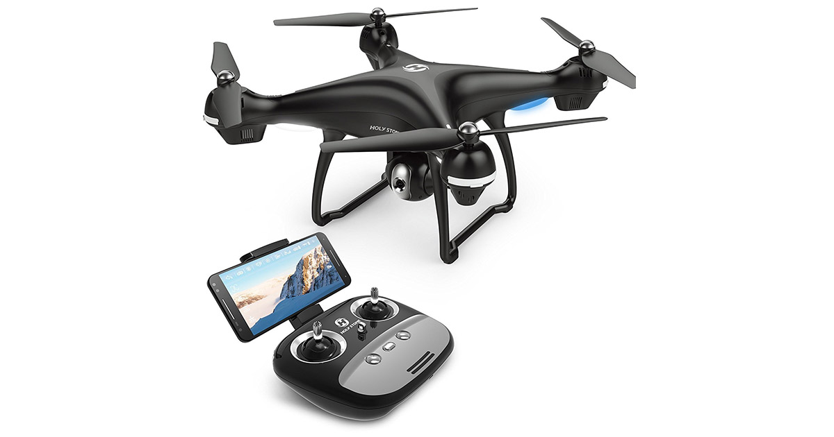 Holy Stone HS120D FPV Drone with Camera for Adults image