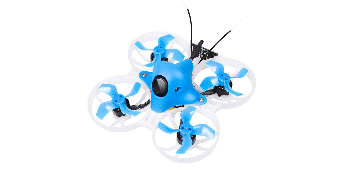 BETAFPV Upgraded Beta75X FPV Frsky 3S Brushless Whoop Drone image