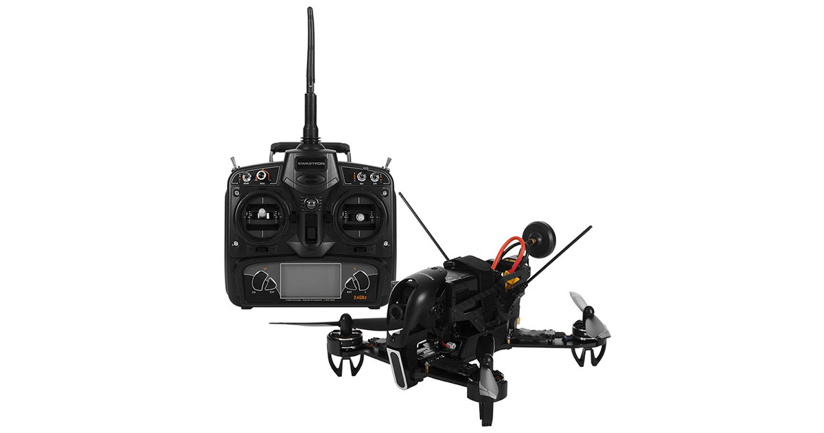 SWAGTRON SwagDrone 210-UP RC Racing Drone image