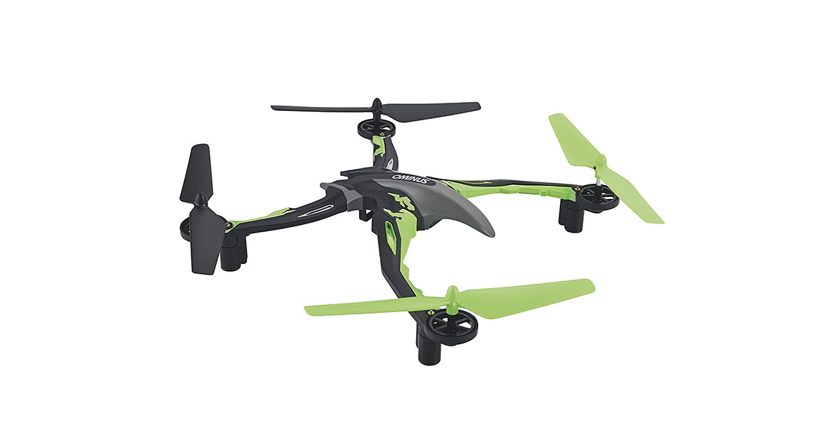 Dromida DIDE01GG Ominus Unmanned Aerial Vehicle UAV Quadcopter image