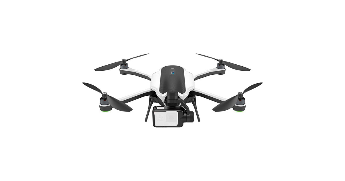 GoPro QKWXX-015 Karma with Harness for HERO5 image