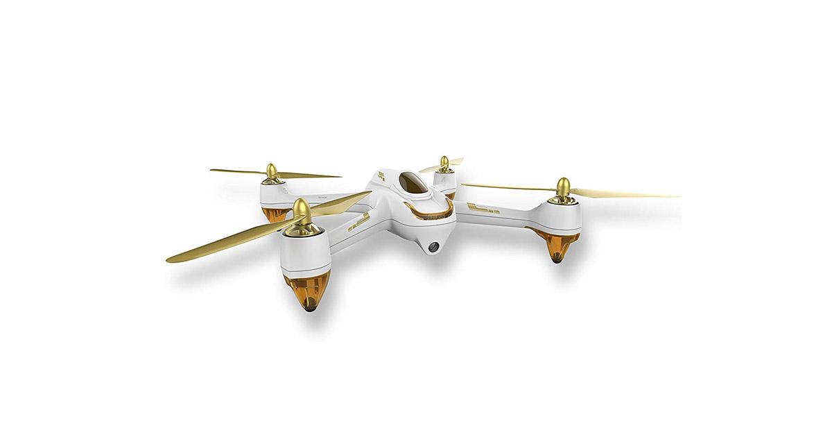Hubsan H501S X4 FPV Brushless Quadcopter image