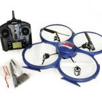 Tenergy UDI UPDATED Discovery U818A1 2.4Ghz 4CH 6-Axis Gyro RC Quadcopter image