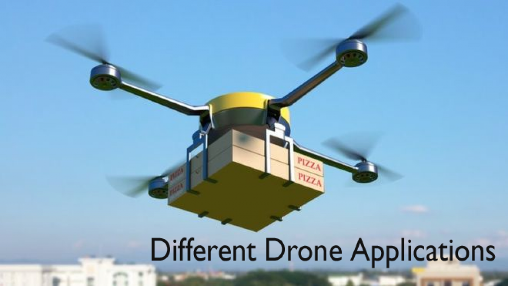 Different Drone Applications Image
