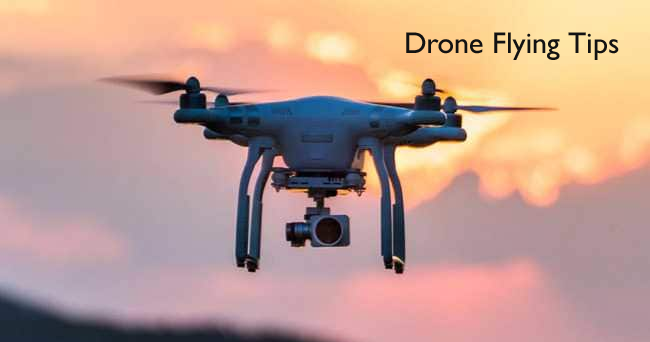 Drone Flying Tips Image