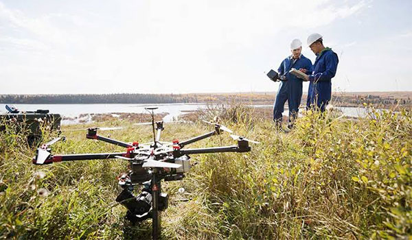 Drone commercial applications image