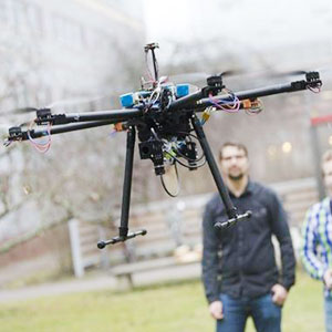 Drones in Research and Natural Science Field image