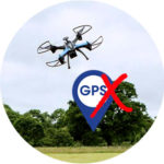 drone without GPS image