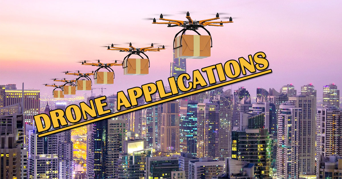 Drone Applications image