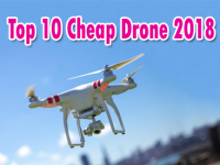 Top 10 Cheap Drones for Beginners | Updated with New Models 2018