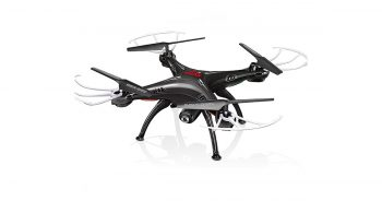 Cheerwing Syma X5SW-V3 Wi-Fi FPV Drone 2.4Ghz Quadcopter RC Drone image