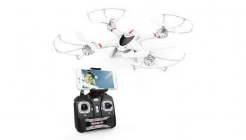 DBPOWER X400W FPV RC Drone with HD Camera – Designed as per your needs!