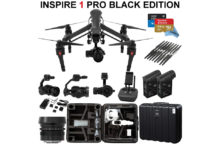 DJI Inspire 1 Pro Black Edition Drone – Brings more fun with its advanced features!