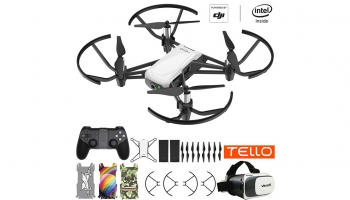 DJI Tello Quadcopter Drone with HD Camera – Best Drone for Beginners!