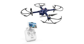 DROCON Bugs 3 Powerful Brushless Motor Quadcopter Drone image