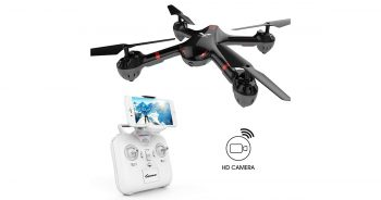 DROCON Drone for Beginners X708W Wi-Fi FPV Training Quadcopter image