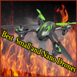 Top 5 Best Small and Nano drones 2019 | Cheap and Portable Quadcopters