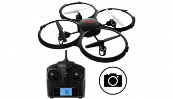 Force1 UDI U818A WiFi FPV Drone – It's features gives the best flight experience!