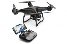 Holy Stone HS120D FPV Drone RC Quadcopter – Have more fun with its smart features!