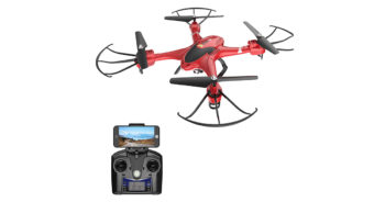 Holy Stone HS200-FPV RC Drone with HD Wi-Fi Camera Live Feed 2.4GHz 4CH 6-Axis Gyro Quadcopter image