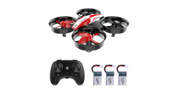 Holy Stone HS210 Mini Drone RC Nano Quadcopter Best Drone for Kids and Beginners image