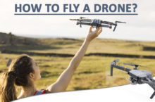 How to Fly a Drone easily? Simple instructions to fly Drones