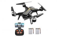 KOOME Wifi FPV RC Quadcopter with 1080P HD Camera – Perfect for both Kids and Adults!