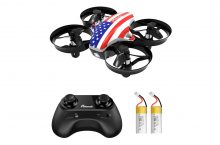 Potensic A20 RC Nano Quadcopter 2K GPS FPV RC Drone – Best Pocket Drone of All Time