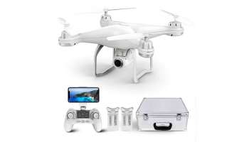 Potensic T25 GPS Drone with Camera – Now experience the 3D Virtual 1080P HD Live Video!
