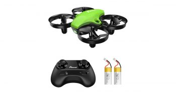 Potensic US-A20-Green Mini Drone Easy to Fly Even to Kids and Beginners image