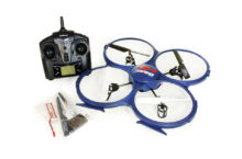 UDI U818A-1-P (PRO) Camera Drone – Gives wonderful performance with 360° Continuous Roll!