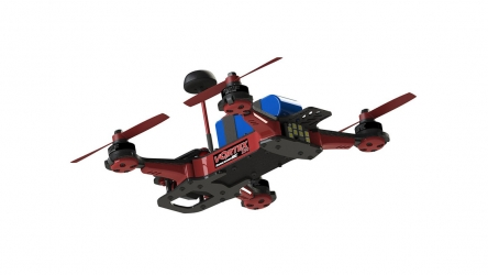 ImmersionRC Vortex 250 Pro Racing Drone – No fear of crashing or breaking!