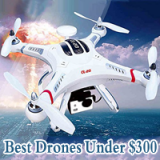 Best Drones under 300 2019 | Buy Latest Affordable Professional Drones