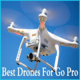 Best Drones for GoPro Review 2019 | Top 10 Quadcopters for Go Pro Camera